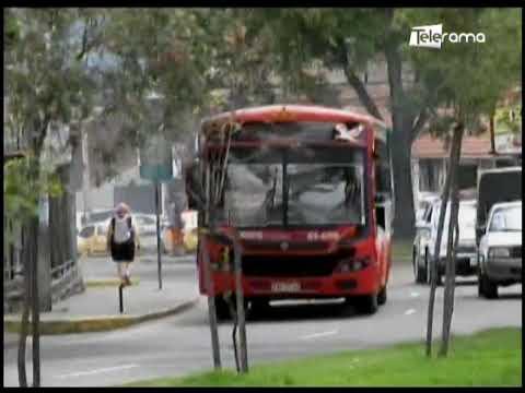 Transporte de buses urbanos podría regresar el lunes