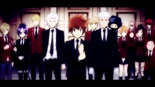 Radioactive In The Dark - Katekyo Hitman Reborn  [ AMV ]