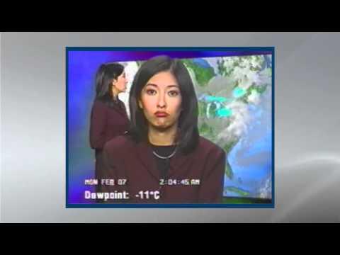 Weather Network bloopers