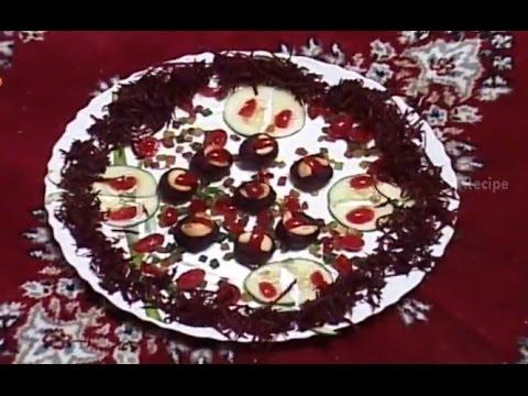 Beetroot Kharjoor Suji Roll Recipe - Aaha Emi Ruchi