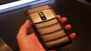 Smartphone Vertu Khủng Giá 470 Triệu Đồng Tại Việt Nam, clip giai tri, giai tri tong hop