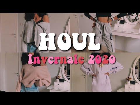 HOUL PER L'INVERNO 2020!! Bershka, H&M e Pull&Bear