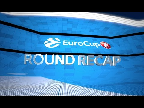 7DAYS EuroCup Regular Season Round 2 Recap