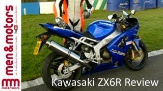 4. Kawasaki ZX6R Review (2003)