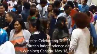 Eritrean 23rd Independence Day Winnipeg3