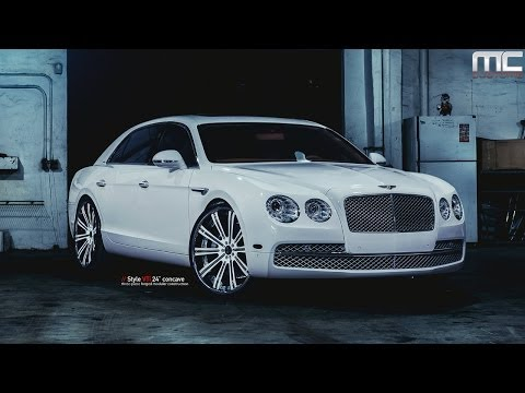MC Customs Bentley Flying Spur W12 Mulliner