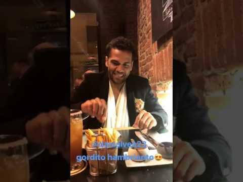 I tacos di Dani Alves… per sfuggire alle nozze!