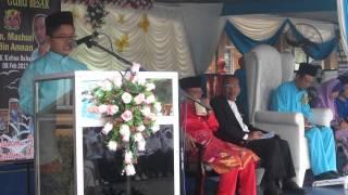 Video Majlis Persaraan Guru Besar SK Kebun Baharu - Ucapan Ketua Murid MP3, 3GP, MP4, WEBM, AVI, FLV Agustus 2018