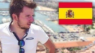 Première partie de notre voyage en Espagne, cette expérience m'a donné encore plus l'envie de voyager et de créer du contenu vidéo vlog/voyage, peut être qu'il y en aura d'autre dans le futur !Musique : Epidemic Sound, PNL - DAMa page Twitter : http://bit.ly/23klsQSMa page Facebook : http://on.fb.me/1SCLTO1Mon Instagram : http://bit.ly/2deULriMusique du générique de début et de fin : Jamie Berry - Peeping Tom (Feat. Rosie Harte)