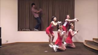 Gleedom - Jingle Bell Rock (Glee Dance Cover)