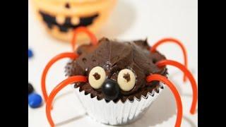 Idee per cupcake di Halloween