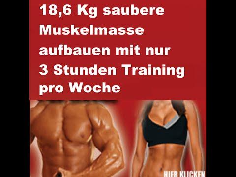 Vince Delmonte Effektiver Muskelaufbau – Bodybuilding-Muskelaufbau TRAININGSPROGRAMM:))