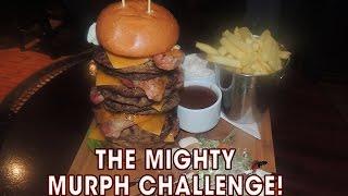 Athlone Ireland  City pictures : Murphy's Law Burger Challenge in Athlone, Ireland!!