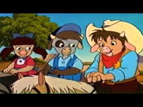 Wild West C.O.W. Boys of Moo Mesa - School Days