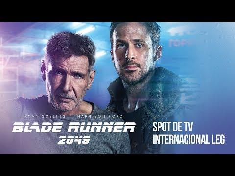 Blade Runner 2049   Spot de TV Internacional Legendado   5 de outubro nos cinemas