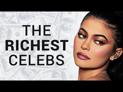 10 RICHEST Celebrities In The World