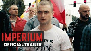 Imperium  2016 Movie     Daniel Radcliffe  Toni Collette    Official Trailer