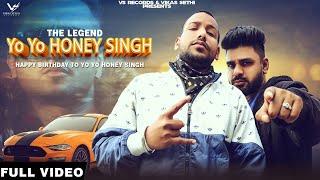 Yo Yo Honey Singh The Legend | Sukhe B ft.Sukhjeet Rockstar | New Punjabi songs 2019 |