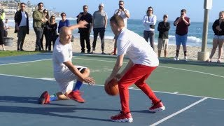 Video Professor 1v1 vs Cocky Hooper... Breaks Defender's Knee [Batmobile] MP3, 3GP, MP4, WEBM, AVI, FLV Juni 2019