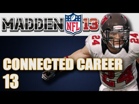 youtube career - Follow me on TWITTER!!!! - http://www.twitter.com/antodaboss My NCAA 13 Running back is now created into madden 13 but with a new twist! Since he did poor...