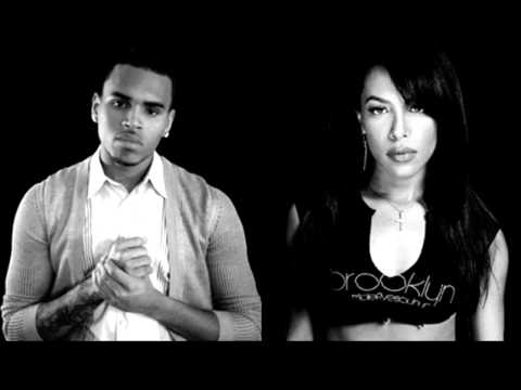 Chris Brown & Aaliyah - Poppin' (Remix)