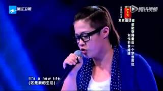 The Voice of China - a few excerpts