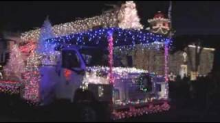 Johnson City (TX) United States  city pictures gallery : Johnson City, Texas - Light Parade 2009