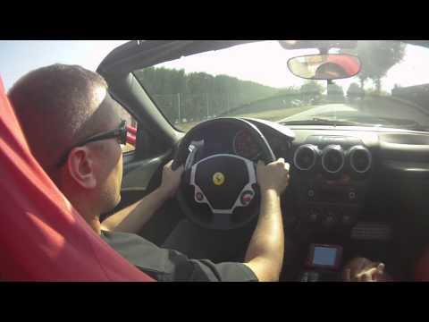 ferrari f 430 spider - test drive a maranello