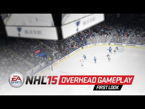 Overhead - NHL 15 Overhead Gameplay! Featuring all-new Dynamic Low, Dynamic Medium, and Dynamic High gameplay cameras. Pre-order: http://o.ea.com/24966 Demo: http://o.e...