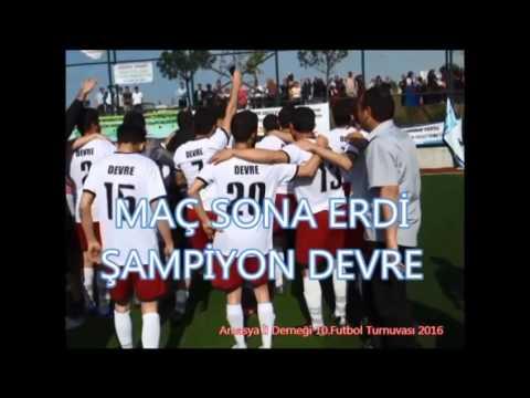 2016 Amasya İl Dernekler Şampiyonu - Devre Köyü