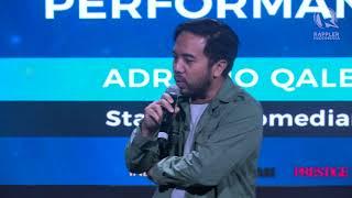 Video Standup Comedy by Adriano Qalbi (SGS Jakarta 2017) MP3, 3GP, MP4, WEBM, AVI, FLV November 2018