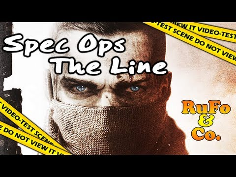 Spec Ops: The Line - Le Vidéo-Test de RuFo & Co