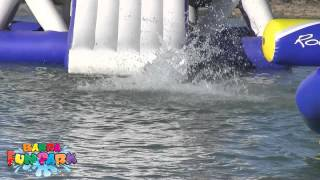 Townsville's adventure park for Barra Fishing, Cable Skiing and Aqua Park.