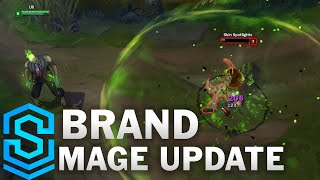 Thông tin chi tiết về bộ kỹ năng mới của Brand