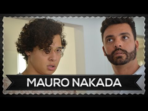 Corte de cabelo cacheado - Mauro Nakada