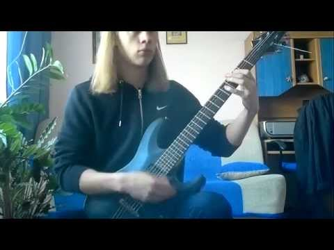 Disturbed - Decadence (Guitar Cover) (видео)