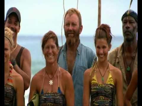Survivor 22: Redemption Island - Fourth Reward & Immunity Challenge