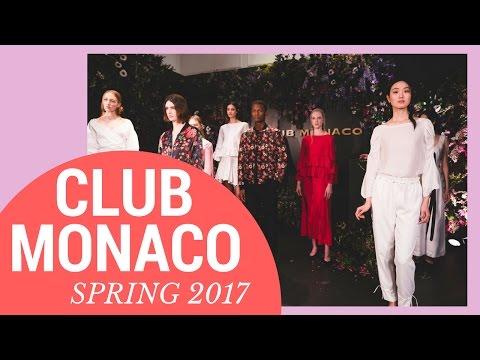 Khai trương bộ sưu tập mùa xuân cùng CLUB MONACO và gặp gỡ TOTHE9S