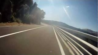 10. Sardinien 2011 mit der BMW K1300S gefilmt mit GoPro HD Hero