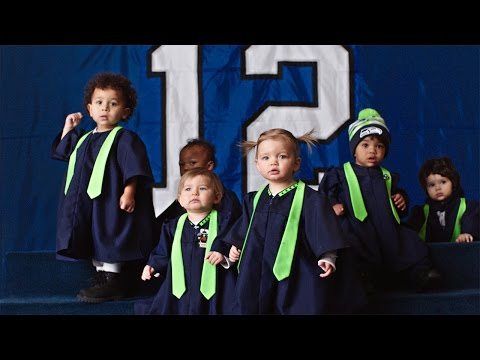 WATCH: 'Super Bowl Babies'