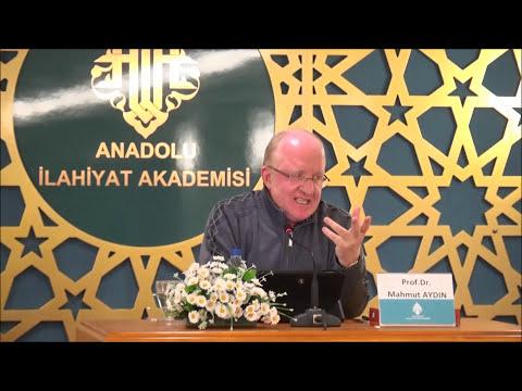 Prof. Dr. Mahmut Aydın ile