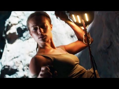 TΟMB RAІDER Trailer  Alicia Vikander, Lara Croft Movie HD