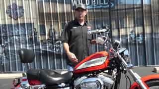 7. 2005 Harley-Davidson Sportster 1200 Roadster