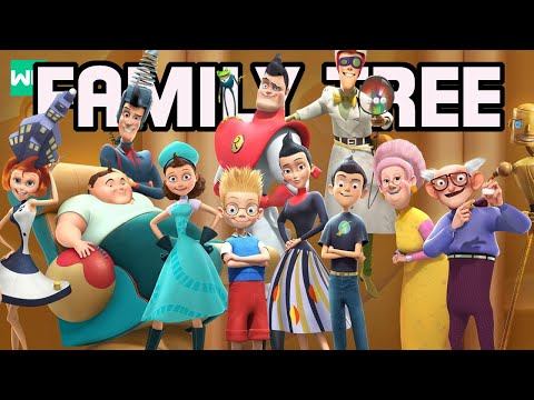 The Meet The Robinson's Family Tree!: Discovering Disney