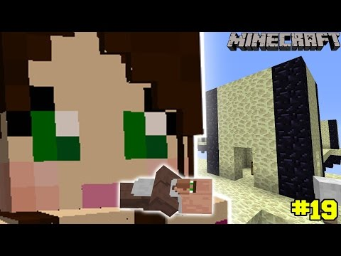Minecraft: VILLAGER BLENDER CHALLENGE [EPS6] [19]