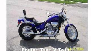 10. 2005 Honda Shadow VLX Details & Specification