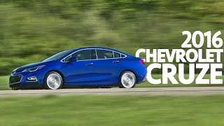2016 Chevrolet Cruze – Interior and Exterior walkaround