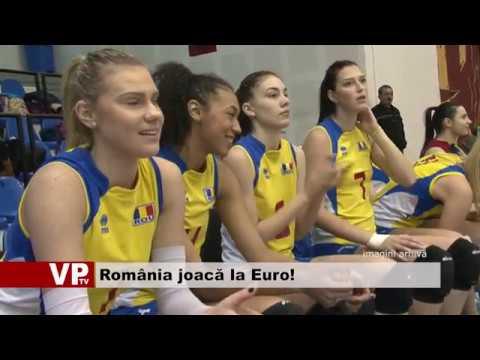 România joacă la Euro!