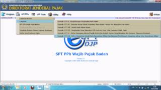 Download Video Tutorial Pengisian E-SPT PPh Badan MP3 3GP MP4