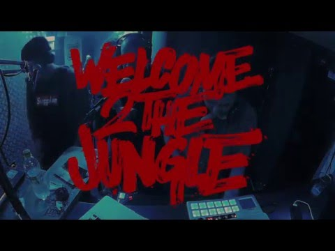 Welcome 2 The Jungle - Dj Stile SERGIO LEONE (exclusive remix) (видео)